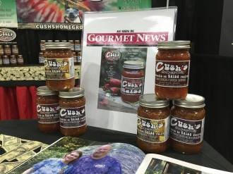 Best Salsa at the Fancy Food Show 2015